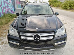 Used 2012 MERCEDES-BENZ GL-CLASS BH934263 for Sale
