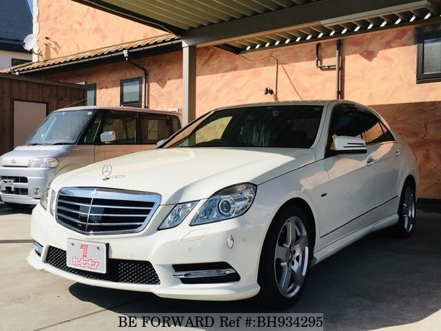 Used 2012 MERCEDES-BENZ E-CLASS BH934295 for Sale
