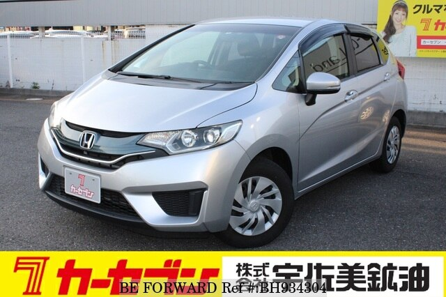 Used 2014 HONDA FIT BH934304 for Sale