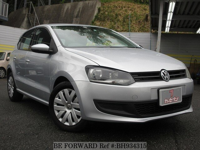 Used 2011 VOLKSWAGEN POLO BH934315 for Sale