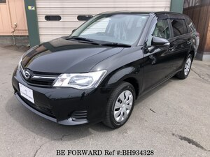 Used 2013 TOYOTA COROLLA FIELDER BH934328 for Sale