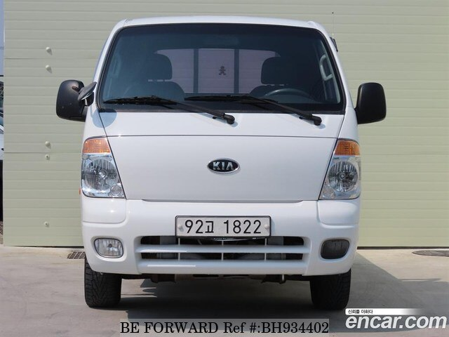 Used 2011 KIA BONGO BH934402 for Sale