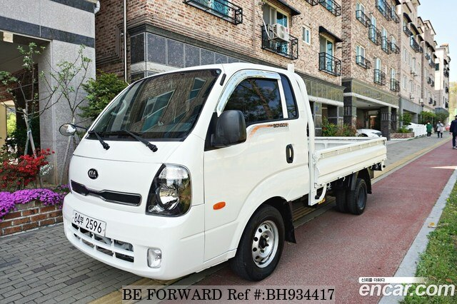 Used 2012 KIA BONGO BH934417 for Sale