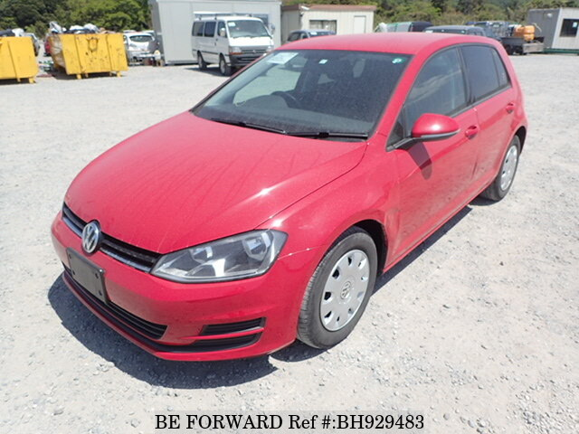 Used 2013 VOLKSWAGEN GOLF BH929483 for Sale