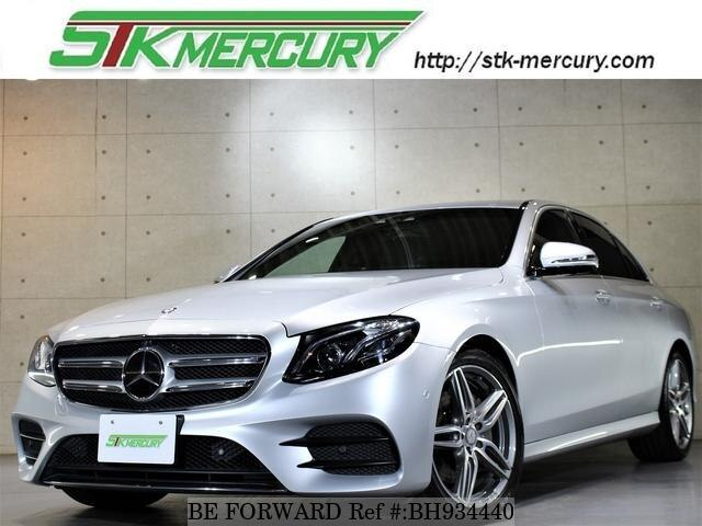 Used 2016 MERCEDES-BENZ E-CLASS BH934440 for Sale