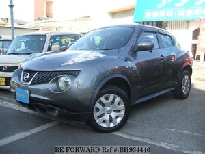 Used 2011 NISSAN JUKE BH934446 for Sale