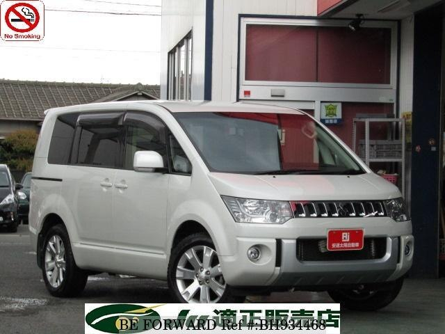 Used 2012 MITSUBISHI DELICA D5 BH934468 for Sale