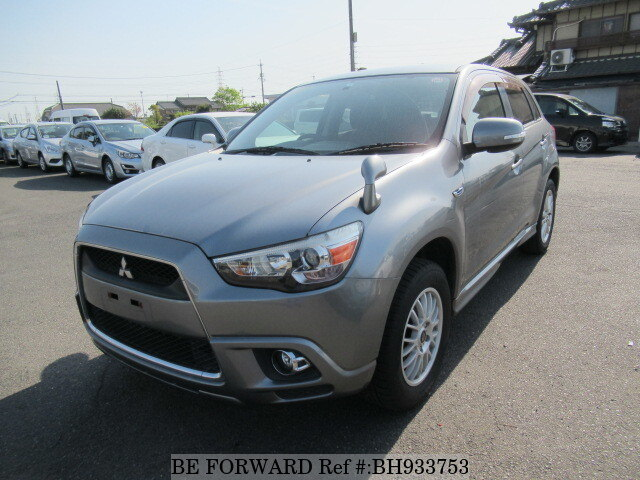 Used 2012 MITSUBISHI RVR BH933753 for Sale