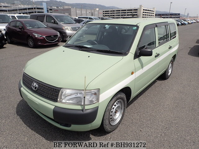 Used 2009 TOYOTA PROBOX VAN BH931272 for Sale