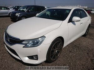 Used 2014 TOYOTA MARK X BH931466 for Sale
