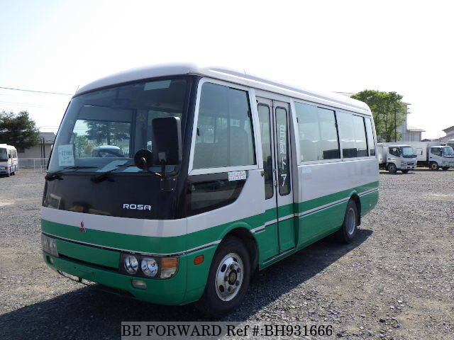 Used 2001 MITSUBISHI ROSA BH931666 for Sale