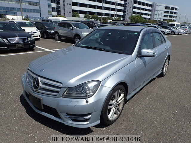 Used 2013 MERCEDES-BENZ C-CLASS BH931646 for Sale