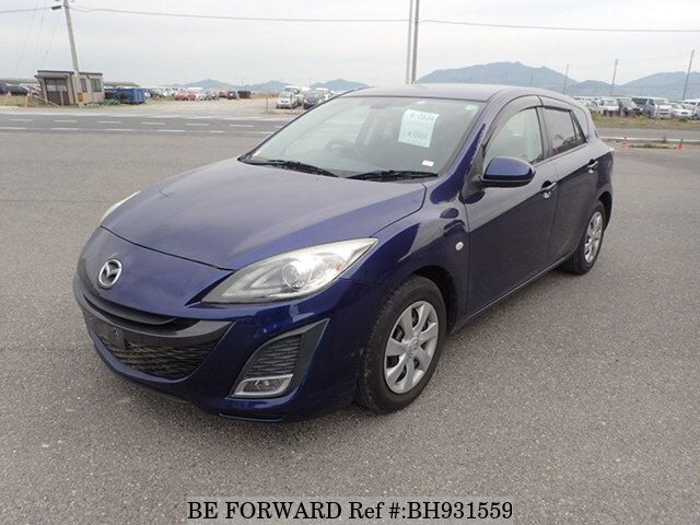 Used 2010 MAZDA AXELA SPORT BH931559 for Sale