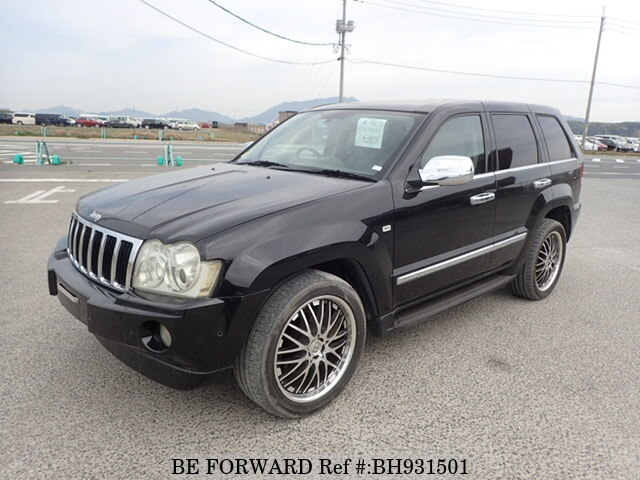 Used 2006 JEEP GRAND CHEROKEE BH931501 for Sale