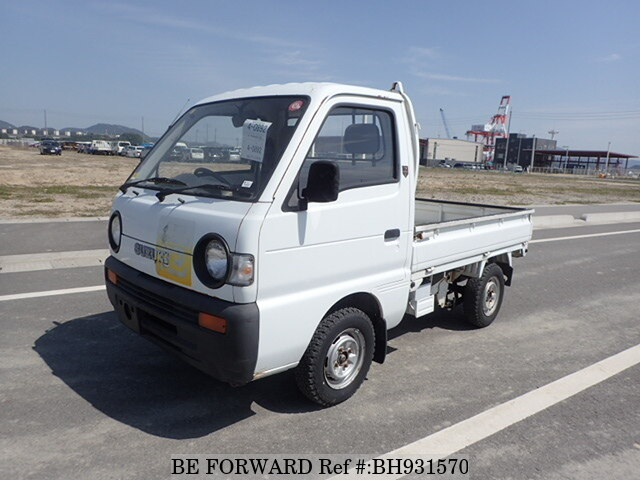 Used 1995 SUZUKI CARRY TRUCK BH931570 for Sale
