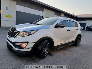 Used 2011 KIA SPORTAGE BH935814 for Sale