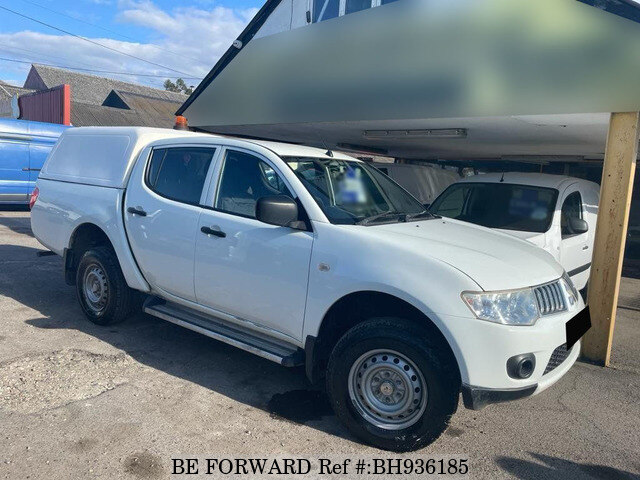 Used 2014 MITSUBISHI L200 BH936185 for Sale