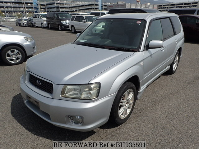 Used 2004 SUBARU FORESTER BH935591 for Sale