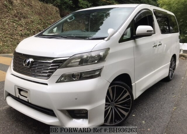 Used 2009 TOYOTA VELLFIRE BH936263 for Sale