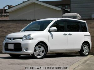 Used 2012 TOYOTA SIENTA BH936311 for Sale