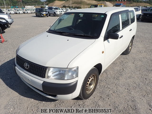 Used 2010 TOYOTA PROBOX VAN BH935537 for Sale