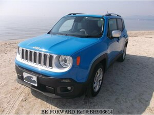Used 2015 JEEP RENEGADE BH936614 for Sale