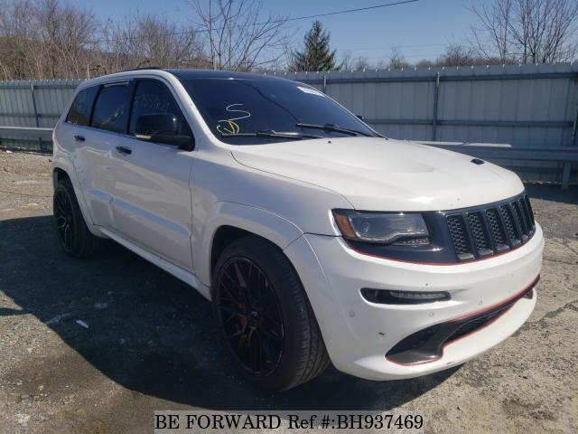 Used 2014 JEEP GRAND CHEROKEE BH937469 for Sale
