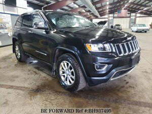 Used 2014 JEEP GRAND CHEROKEE BH937495 for Sale