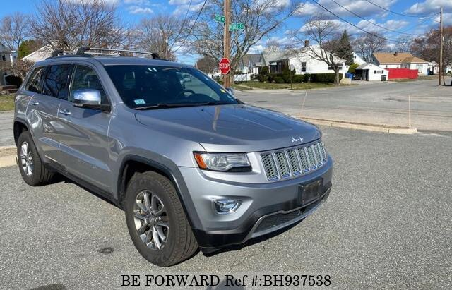 Used 2014 JEEP GRAND CHEROKEE BH937538 for Sale