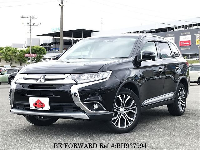 Used 2017 MITSUBISHI OUTLANDER BH937994 for Sale