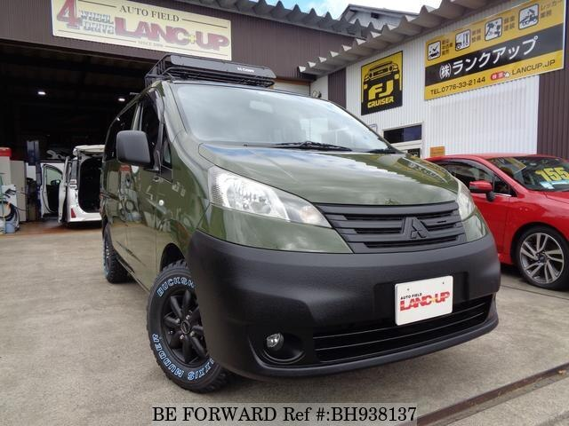 Used 2013 MITSUBISHI DELICA D3 BH938137 for Sale