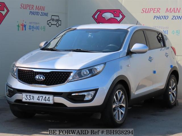 Used 2014 KIA SPORTAGE BH938294 for Sale