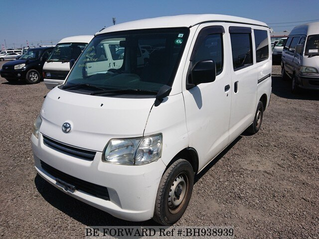 Used 2013 TOYOTA TOWNACE VAN BH938939 for Sale
