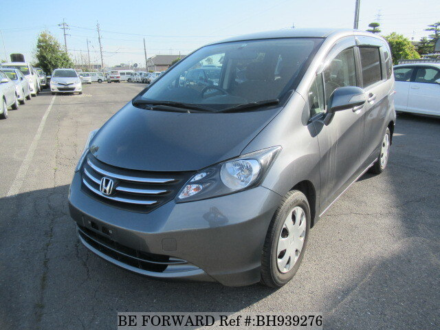 Used 2010 HONDA FREED BH939276 for Sale