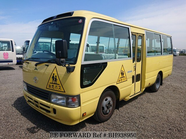 Used 2007 TOYOTA COASTER BH938950 for Sale