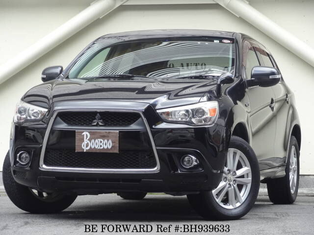 Used 2010 MITSUBISHI RVR BH939633 for Sale