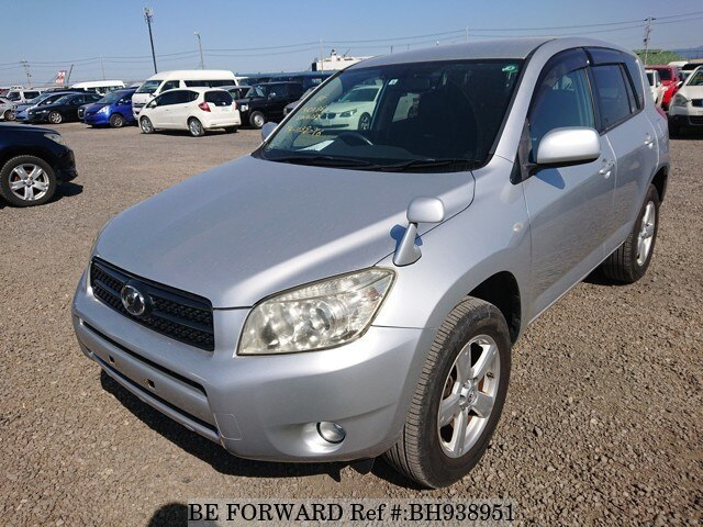 Used 2007 TOYOTA RAV4 BH938951 for Sale