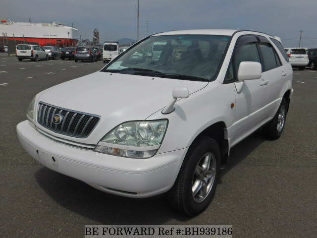 Used 2002 TOYOTA HARRIER BH939186 for Sale