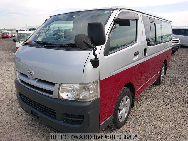 Used 2007 TOYOTA REGIUSACE VAN BH938895 for Sale