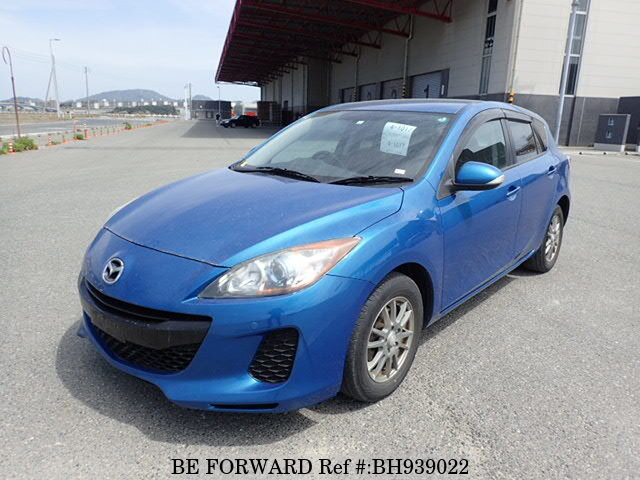 Used 2013 MAZDA AXELA SPORT BH939022 for Sale
