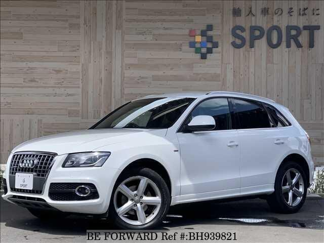 Used 2012 AUDI Q5 BH939821 for Sale
