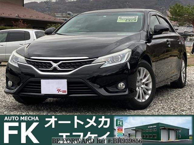 Used 2013 TOYOTA MARK X BH939856 for Sale