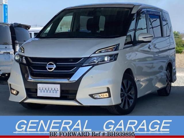 Used 2017 NISSAN SERENA BH939895 for Sale