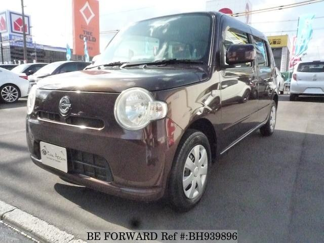 Used 2010 DAIHATSU MIRA COCOA BH939896 for Sale