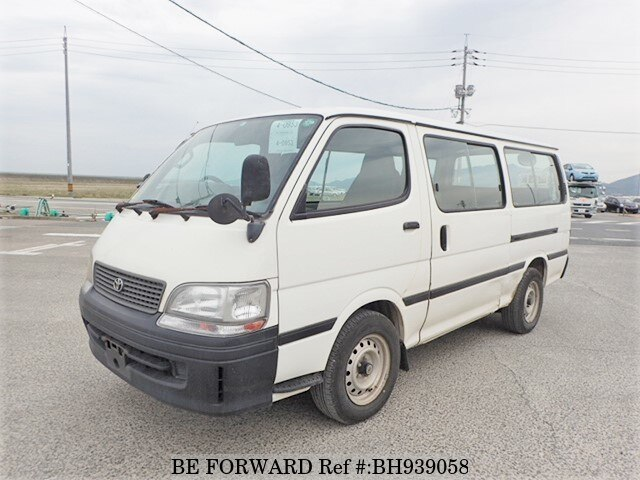 Used 1997 TOYOTA HIACE WAGON BH939058 for Sale