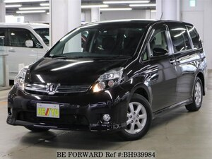 Used 2016 TOYOTA ISIS BH939984 for Sale