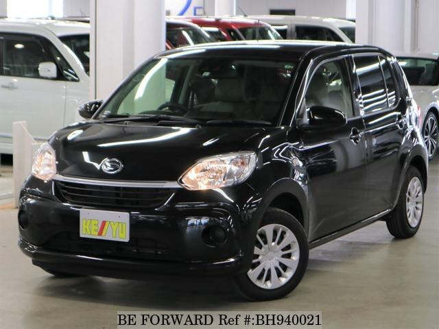 Used 2019 DAIHATSU BOON BH940021 for Sale