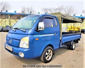 Used 2007 HYUNDAI PORTER BH940027 for Sale