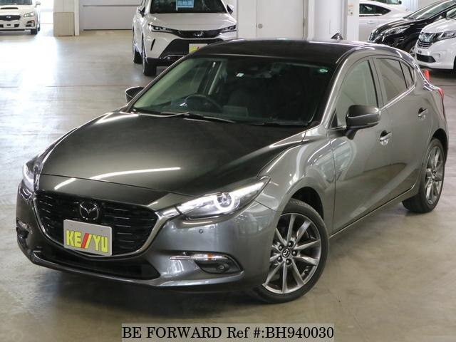 Used 2019 MAZDA AXELA SPORT BH940030 for Sale