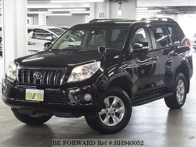 Used 2012 TOYOTA LAND CRUISER PRADO BH940052 for Sale